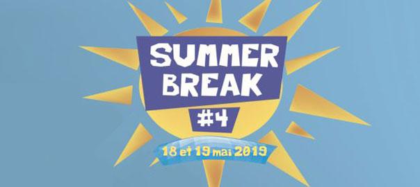 image d'entête Summer Break de Scherwiller 2019